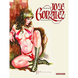 The Art of Jose Gonzalez Books