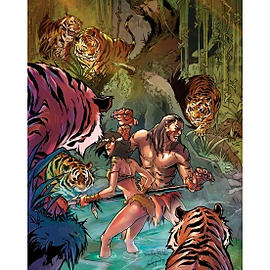 Grimm Fairy Tales Jungle Book Volume 3 Fall Of The Wild Books