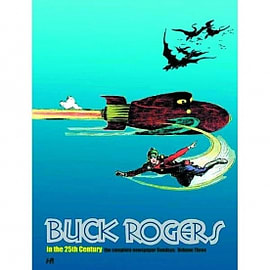 Buck Rogers In 25th Century Sundays Volume 3 1937 - 1940 Hardcover Books