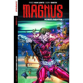 Magnus: Robot Fighter Volume 2 Uncanny Valley Books