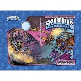 Skylanders Return Of Dragon King Hardcover Books