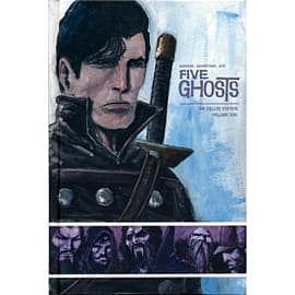 Five Ghosts Volume 1 Deluxe Edition Hardcover Books