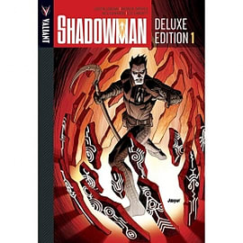 Shadowman Deluxe Edition Volume 1 Hardcover Books