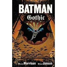Batman Gothic Deluxe Edition Hardcover Books