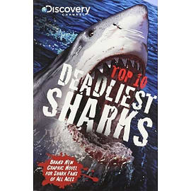 Top 10 Deadliest Shark TP (Mass Market Edition) Paperback Books