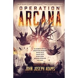 Operation Arcana Paperback Books
