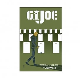 G.I. Joe: The Fall Of G.I. Joe Volume 2 Paperback Books
