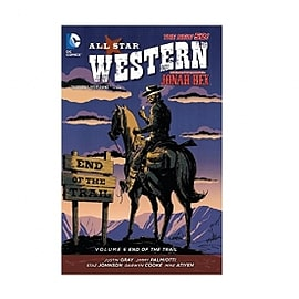 All Star Western Volume 6 The New 52 Paperback Books