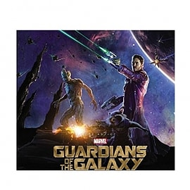Marvel Guardians of the Galaxy The Art of Hardcover Books