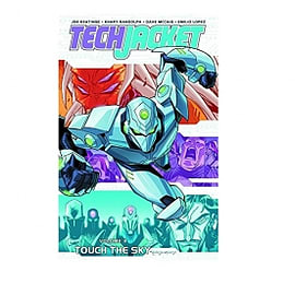 Tech Jacket Volume 3 Paperback Books