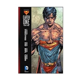DC Comics Superman Earth One Volume 3 Hard cover Books