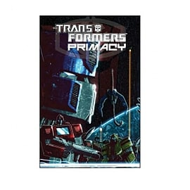 Transformers Primacy Paperback Books