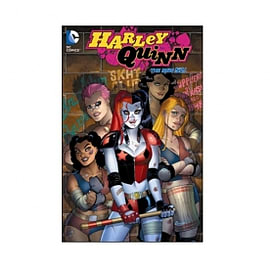 DC Comics Harley Quinn Volume 2 new 52 Hard Cover Books