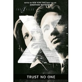 X-Files Trust No One Paperback Books