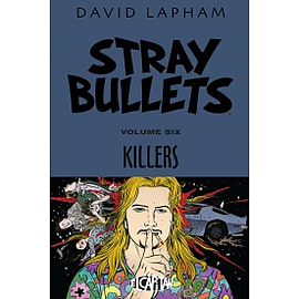 Stray Bullets Volume 6: Killers Paperback Books