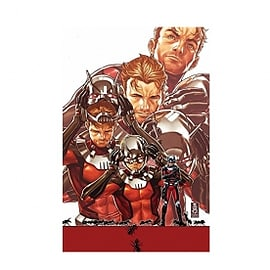 Marvel Ant-Man Volume 1 Paperback Books