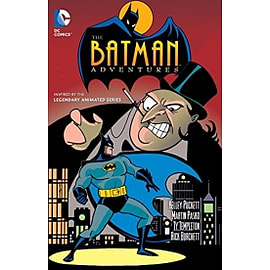 Batman Adventures Volume 1 Paperback Books