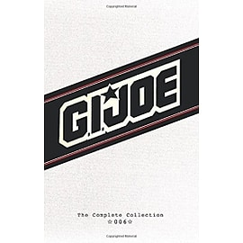 G.I. JOE The Complete Collection Hardcover Books