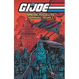 G.I. JOE America's Elite Disavowed Paperback Books