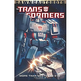 Transformers More Than Meets The Eye Volume 6 Paperback Books