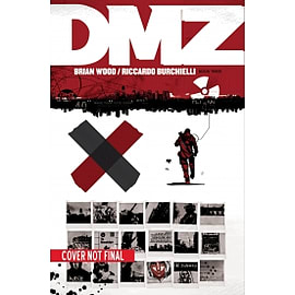 DMZ The Deluxe Edition Book Three Hardcover Special Edition Books
