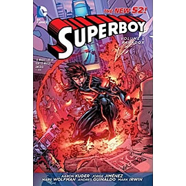Superboy Volume 5 Paradox Paperback Books