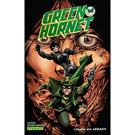 Green Hornet Volume 6 Books