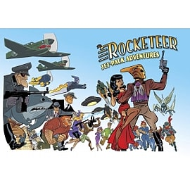 Rocketeer: Jet Powered Adventures Books