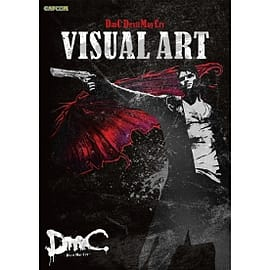 DmC Devil May Cry: Visual Art Books