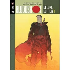 Bloodshot Deluxe Edition Book 1 HC Books