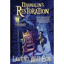 Ithanalin's Restoration Books