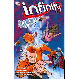 Infinity Inc TP Vol 01 Luthors Monsters Books