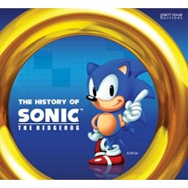 The History of Sonic the Hedgehog Books