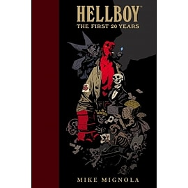 Hellboy The First 20 Years Books