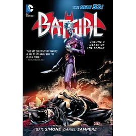 Batgirl Volume 3: Death of the Family TP (The New 52) Books