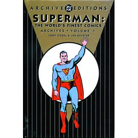 Superman In Worlds Finest Archives HC Vol 01 Books
