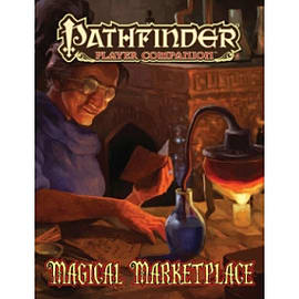 Pathfinder Player Companion: Magical Marketplace Books