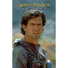 Army Of Darkness: Ashes 2 Ashes Collection Books