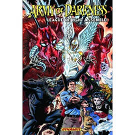 Army of Darkness: League of Light Assemble Books