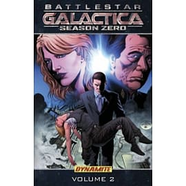 Battlestar Galactica: Season Zero Volume 2 TPB Books