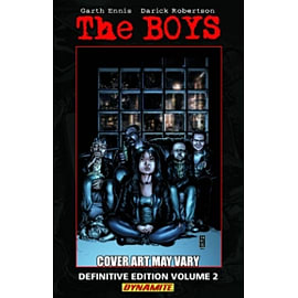 The Boys Definitive Edition II Books