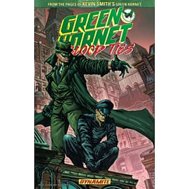 The Green Hornet: Blood Ties TP Books
