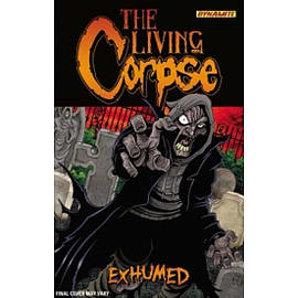 The Living Corpse: Exhumed TP Books