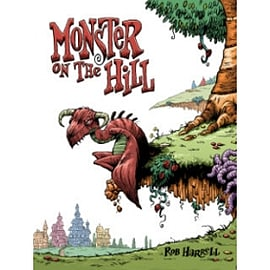 Monster on the Hill Books