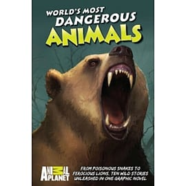 Animal Planet: World's Most Dangerous Animals Books