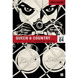 Queen & Country The Definitive Edition Volume 4 Books