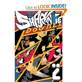 Sharknife Volume 2 Books