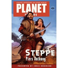 Steppe Paperback Books