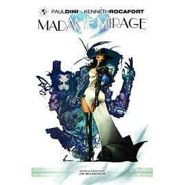 Madame Mirage Volume 1 Books