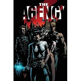 The Agency Top Cow Productions Paperback Books